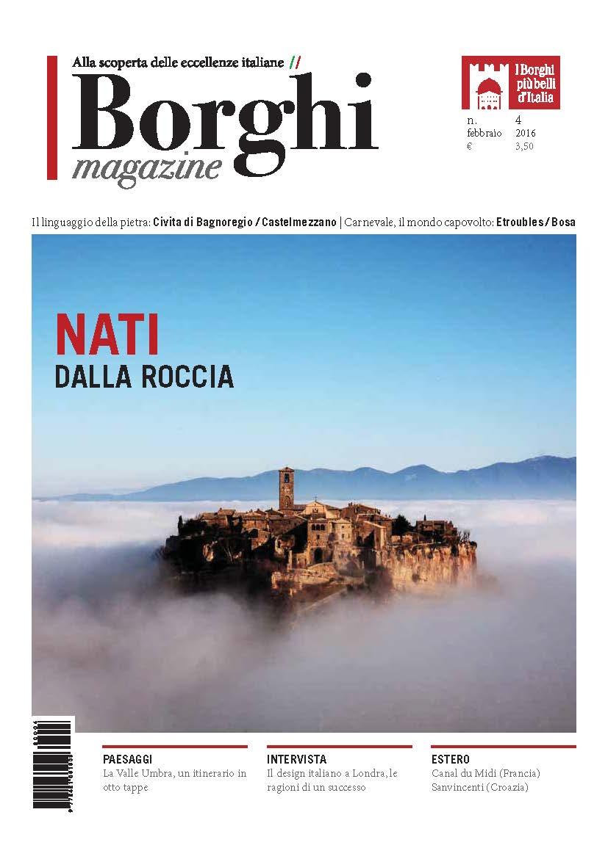 prima pagina borghi magazine