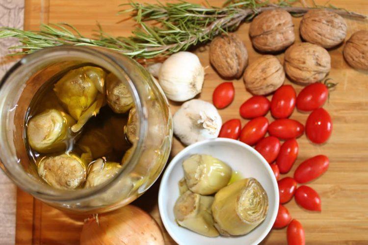 Immagine di Carciofi di Montelupone bio sott'olio